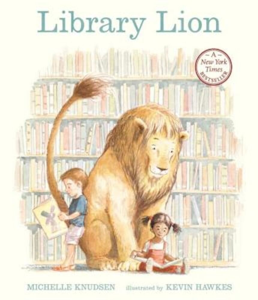 Library Lion, Paperback