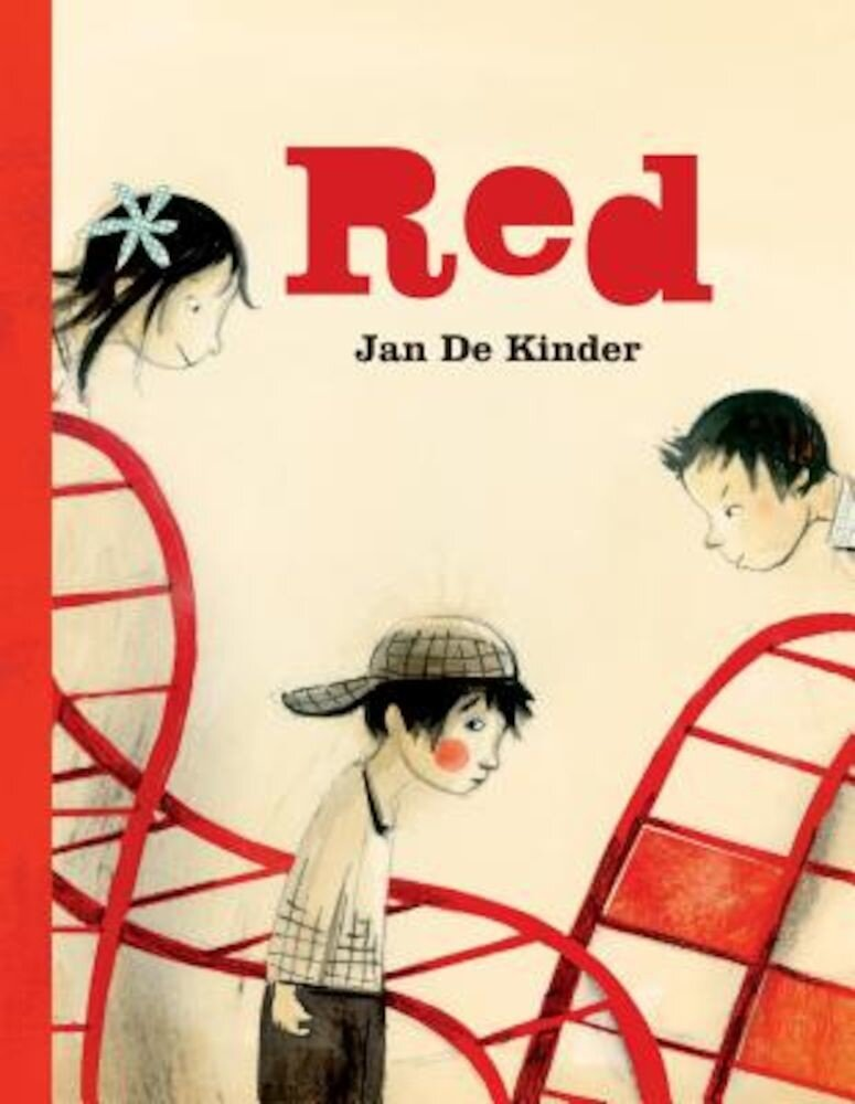 Red, Hardcover