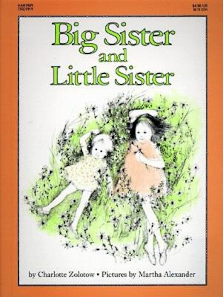 Big Sister and Little Sister, Paperback