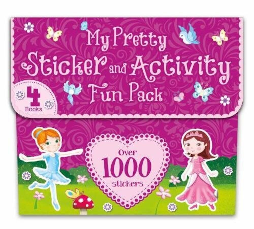 My Pretty Sticker & Activity Fun Pack