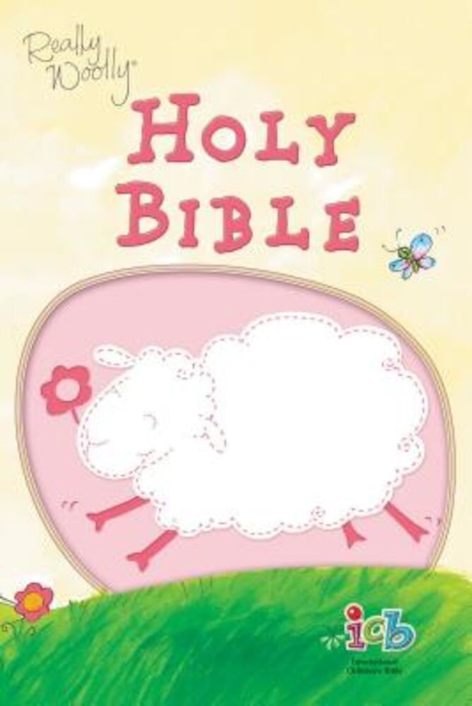 Really Woolly Bible-ICB, Hardcover