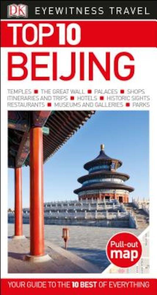 Top 10 Beijing, Paperback