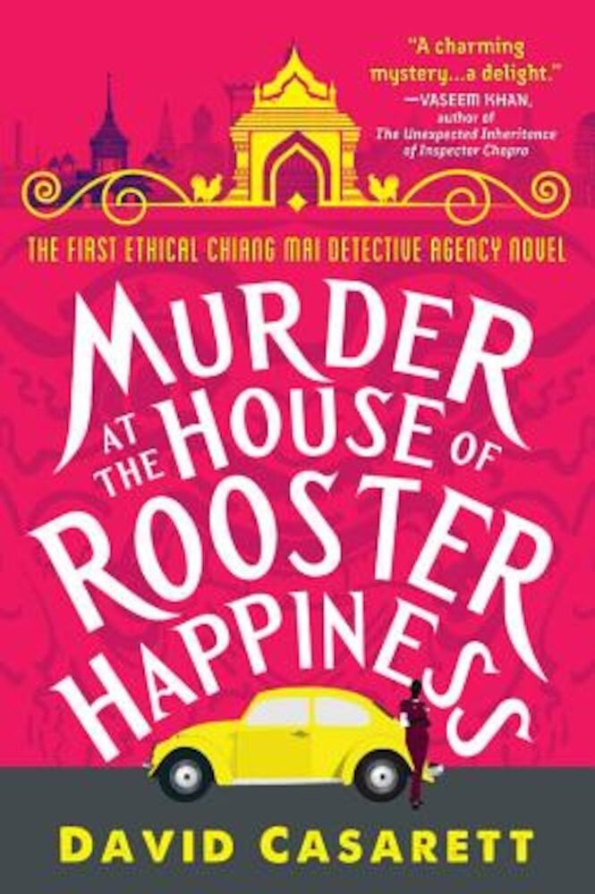 Murder at the House of Rooster Happiness, Paperback