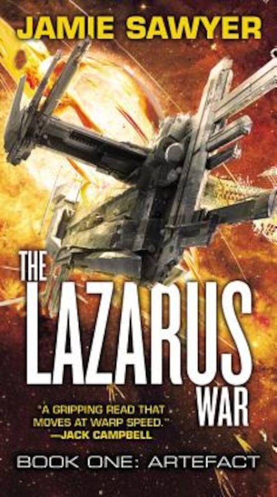 The Lazarus War: Artefact, Paperback