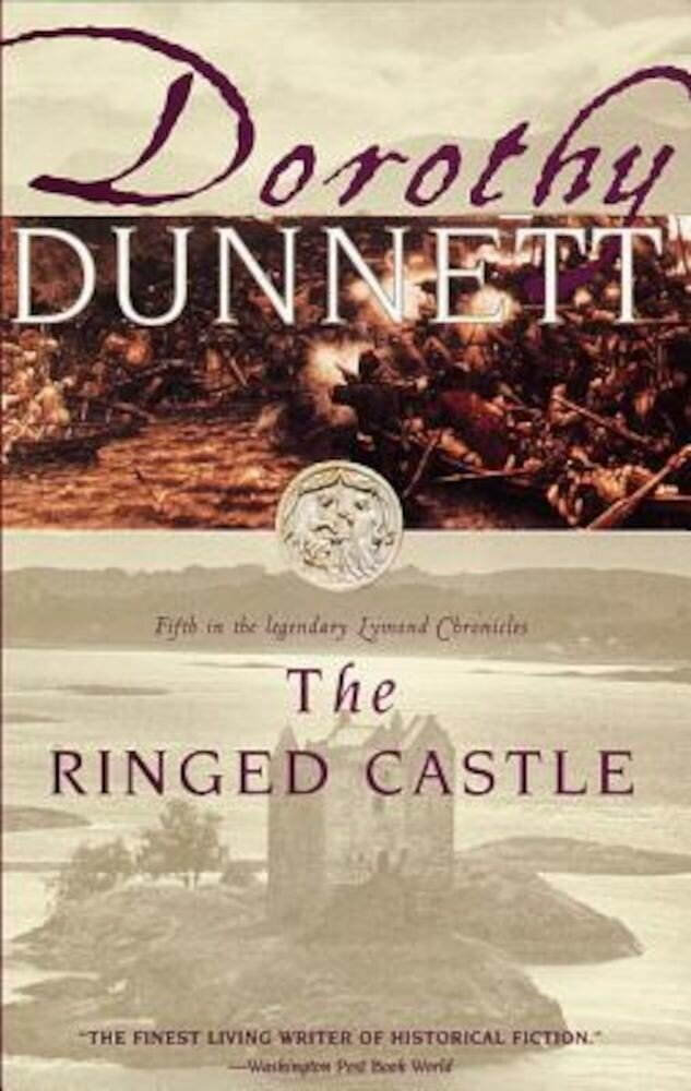 The Ringed Castle: Book Five in the Legendary Lymond Chronicles, Paperback