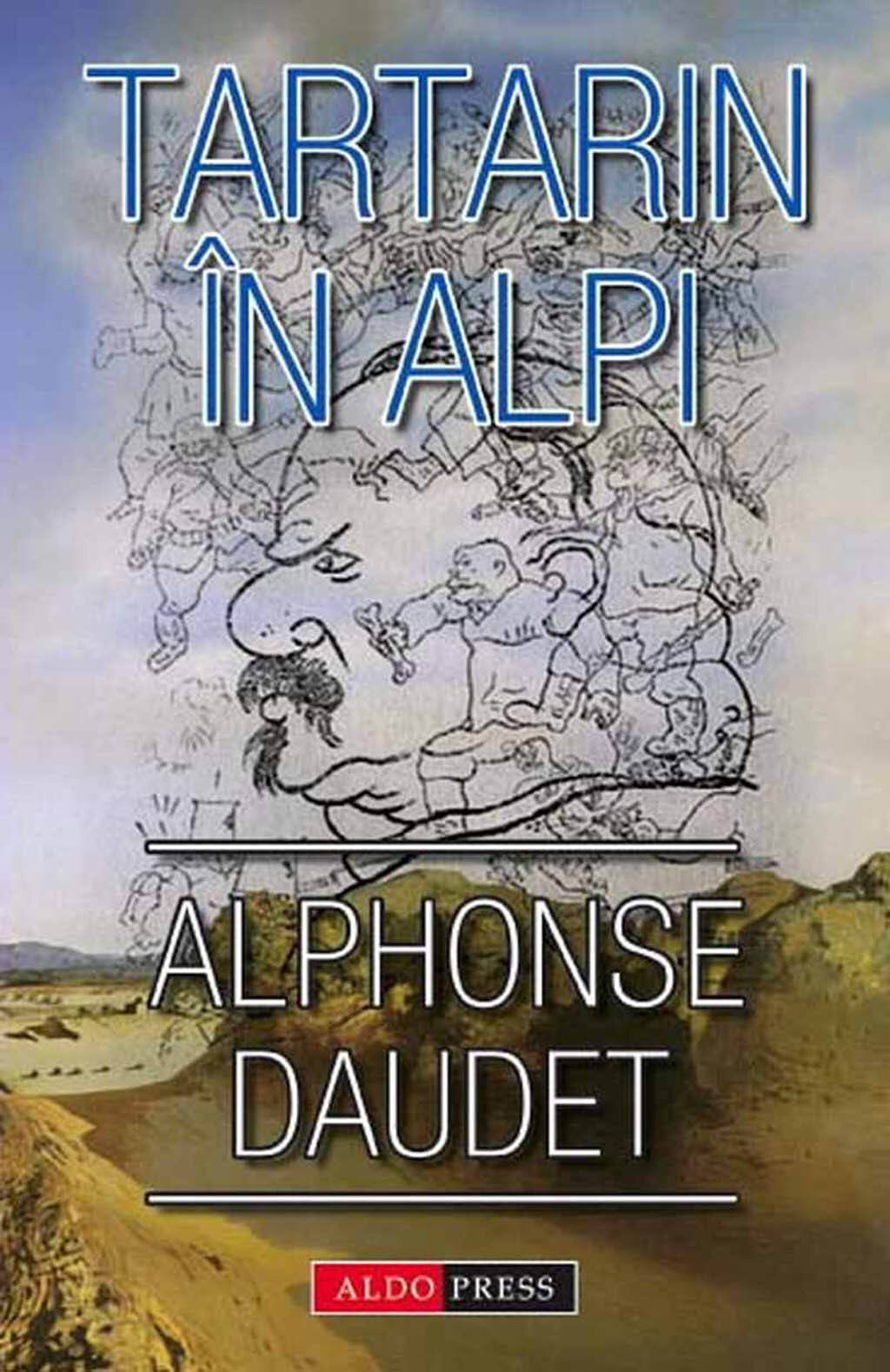 Tartarin in Alpi (eBook)