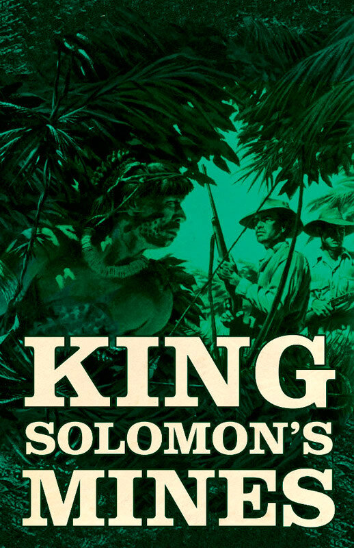 King Solomon's Mines (eBook)