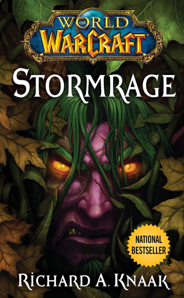 Coperta Carte World of Warcraft: Stormrage