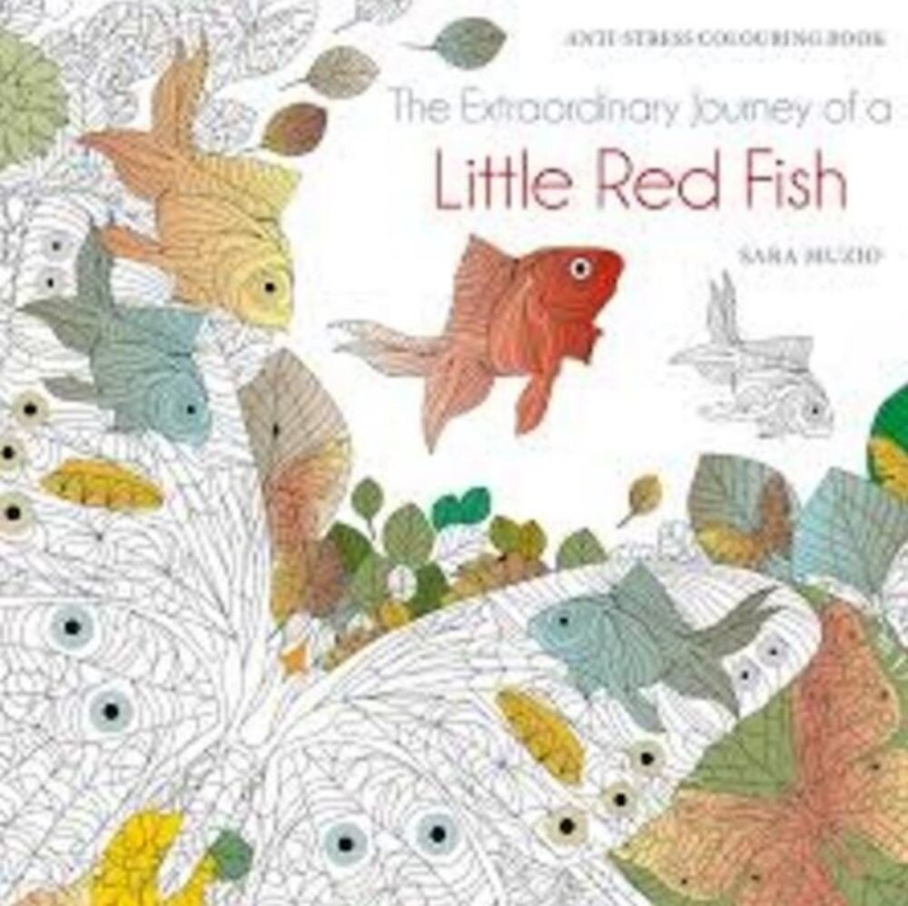 The Extraordinary Journey of a Red Fish