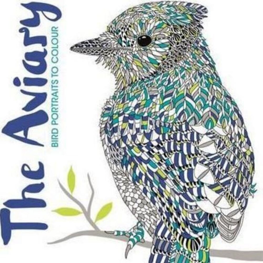 Aviary (Colouring Books)
