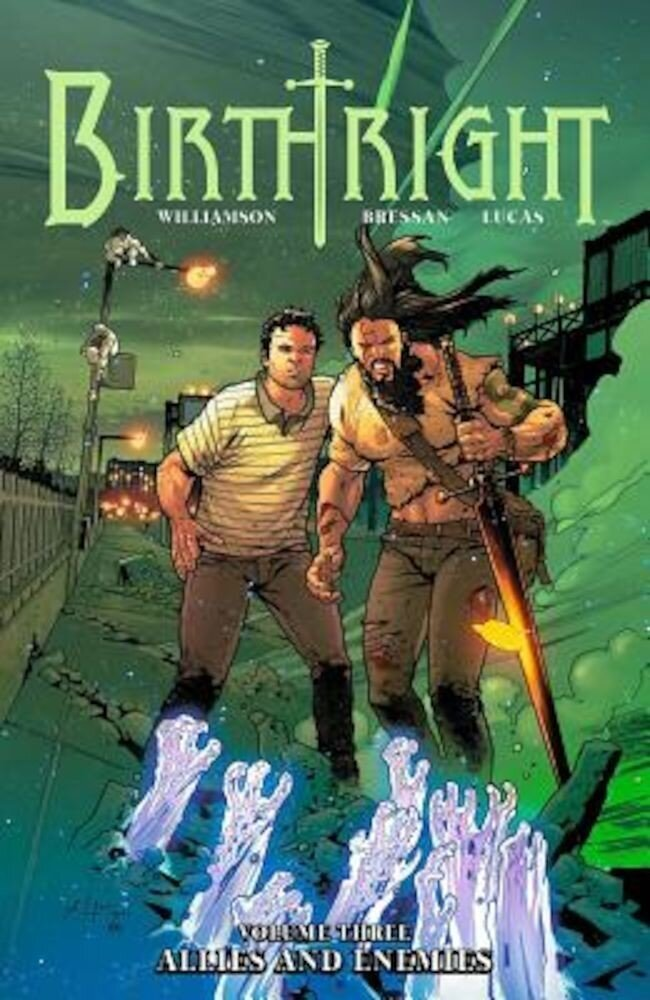 Birthright Volume 3: Allies and Enemies, Paperback
