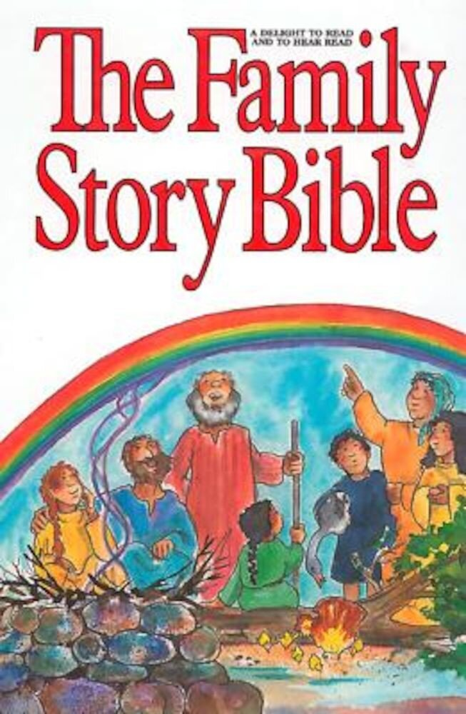 The Family Story Bible, Hardcover
