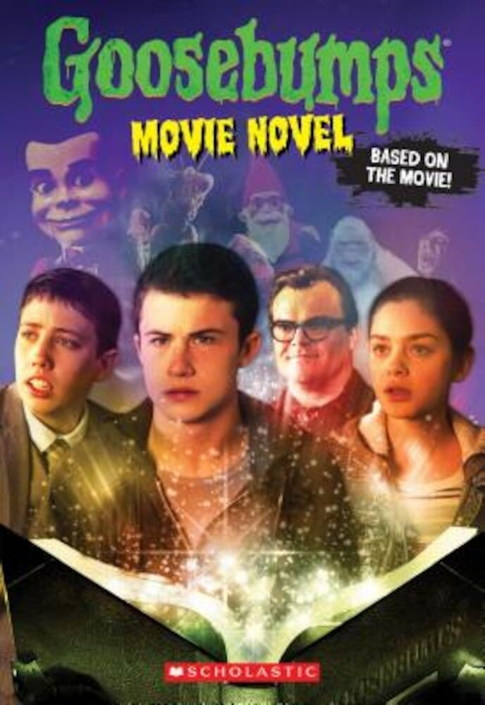 Goosebumps the Movie: The Movie Novel, Paperback