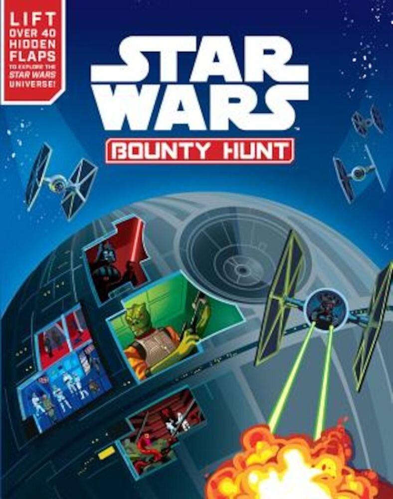 Star Wars Bounty Hunt, Hardcover