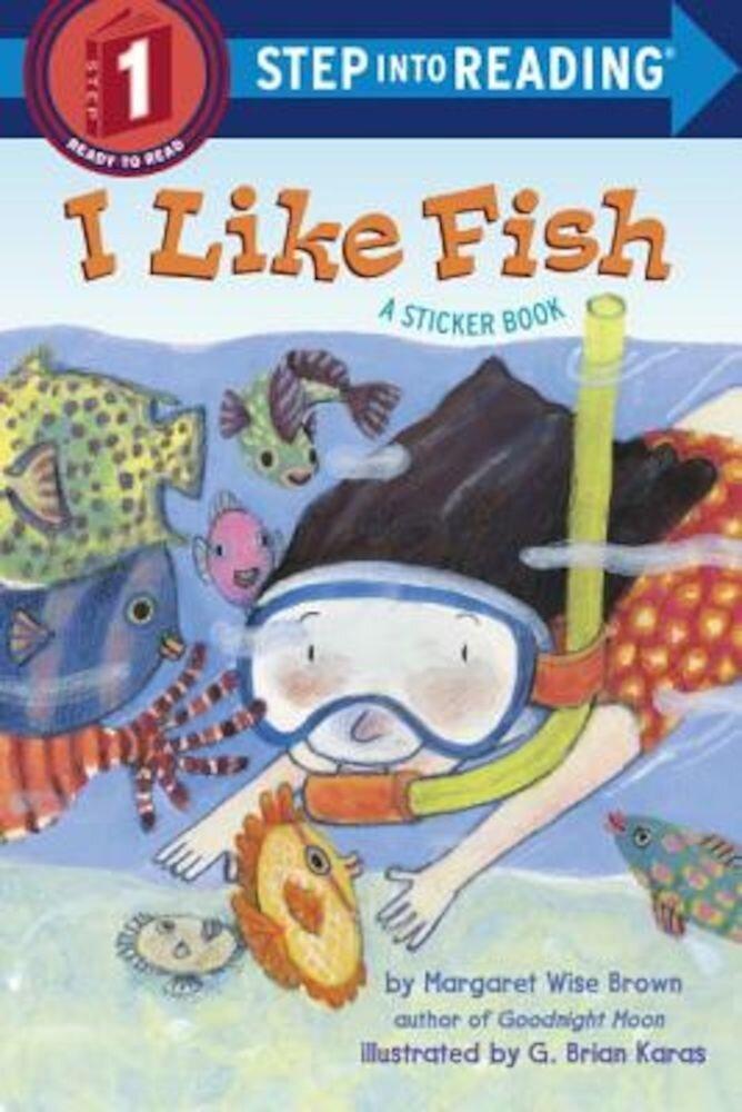 I Like Fish, Paperback