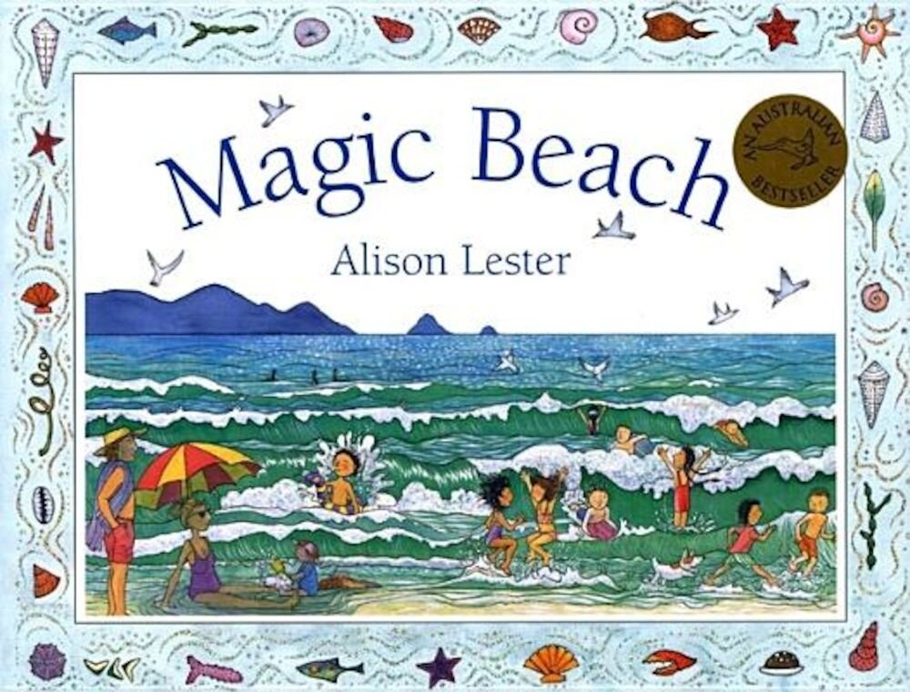 Magic Beach, Paperback