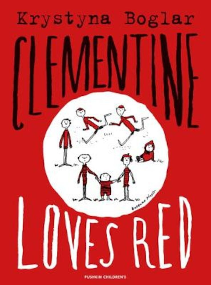 Clementine Loves Red, Paperback