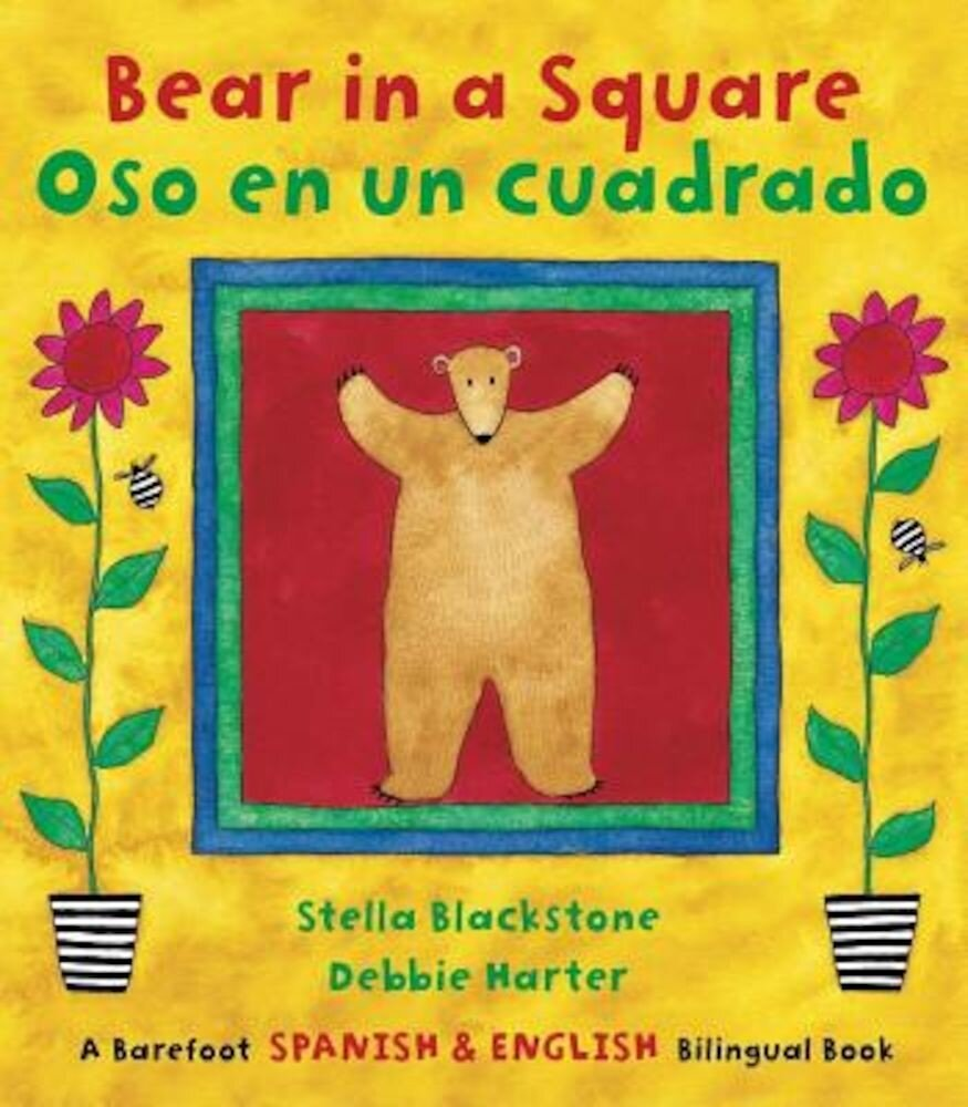 Bear in a Square/Oso En Un Cuadrado, Paperback