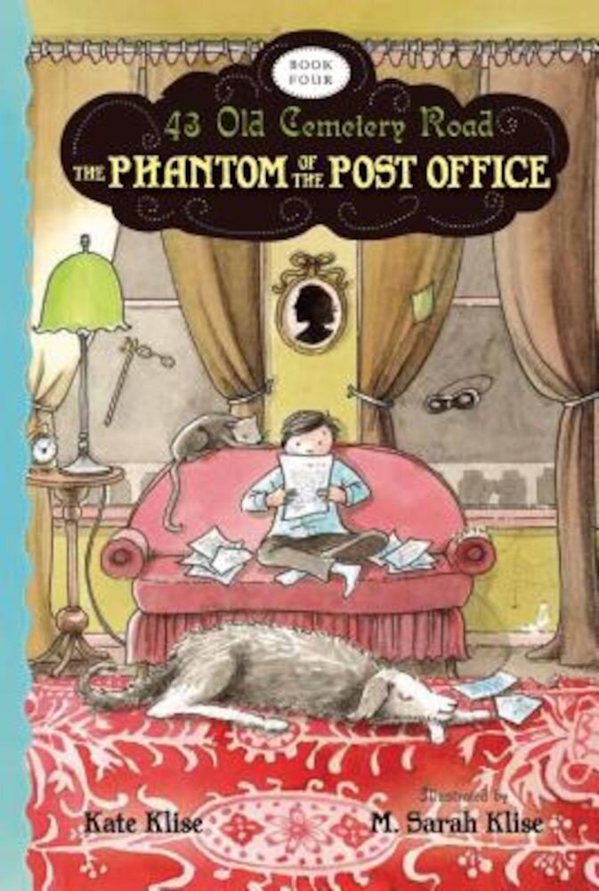 The Phantom of the Post Office, Paperback