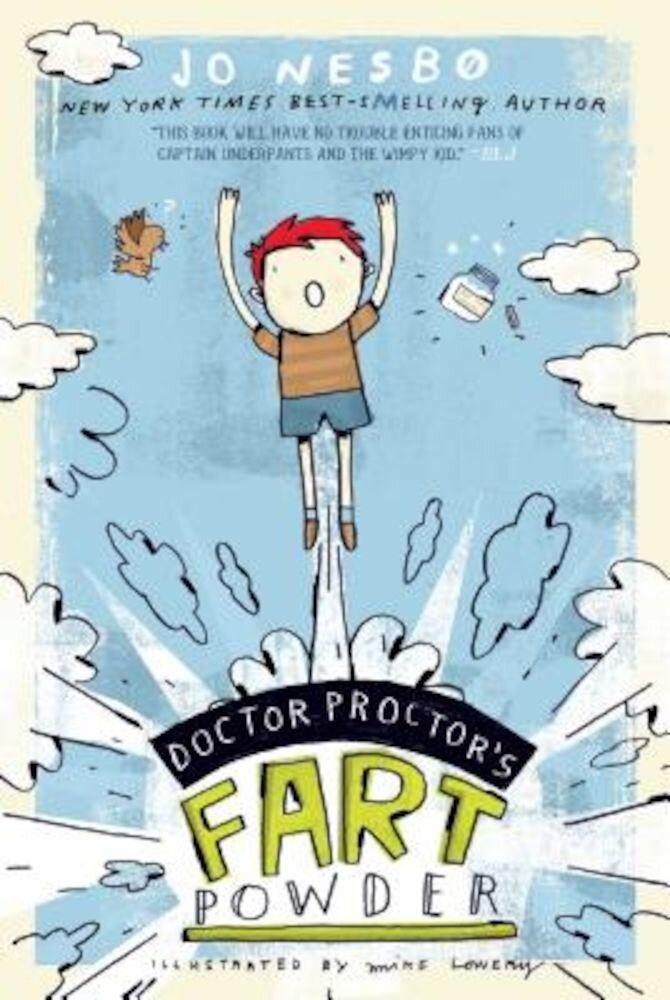 Doctor Proctor's Fart Powder, Paperback