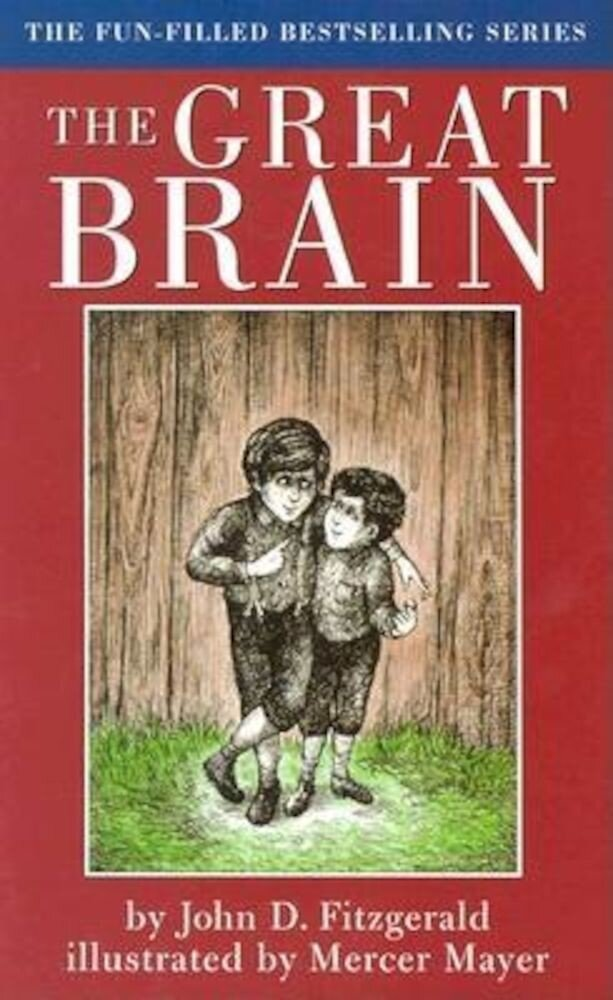 The Great Brain, Hardcover