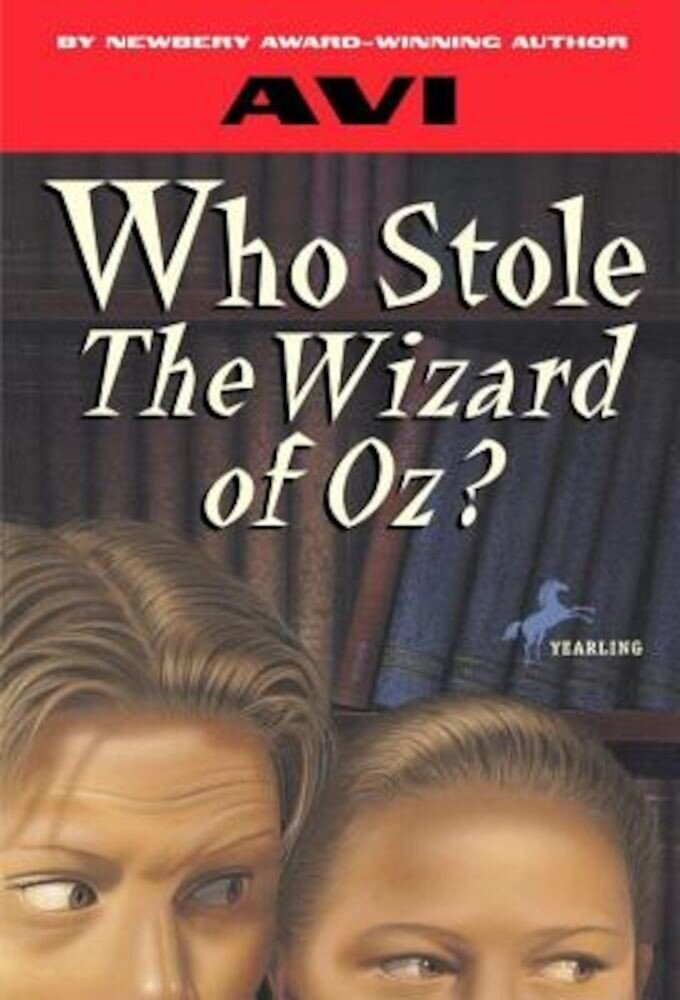 Who Stole the Wizard of Oz?, Paperback