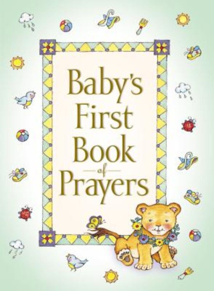 Baby's First Book of Prayers, Hardcover