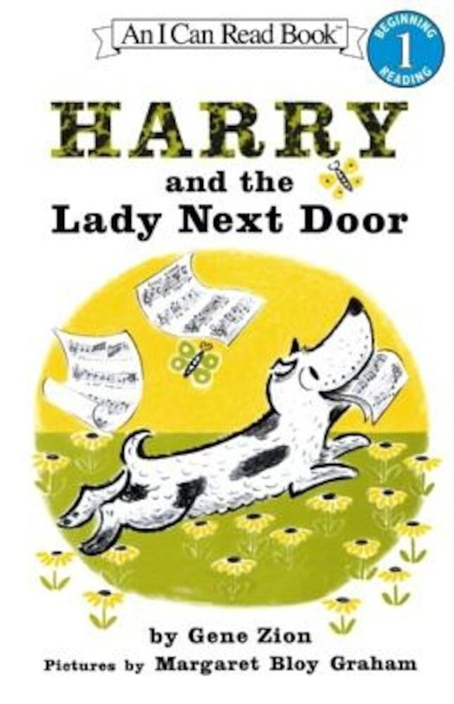 Harry and the Lady Next Door, Paperback