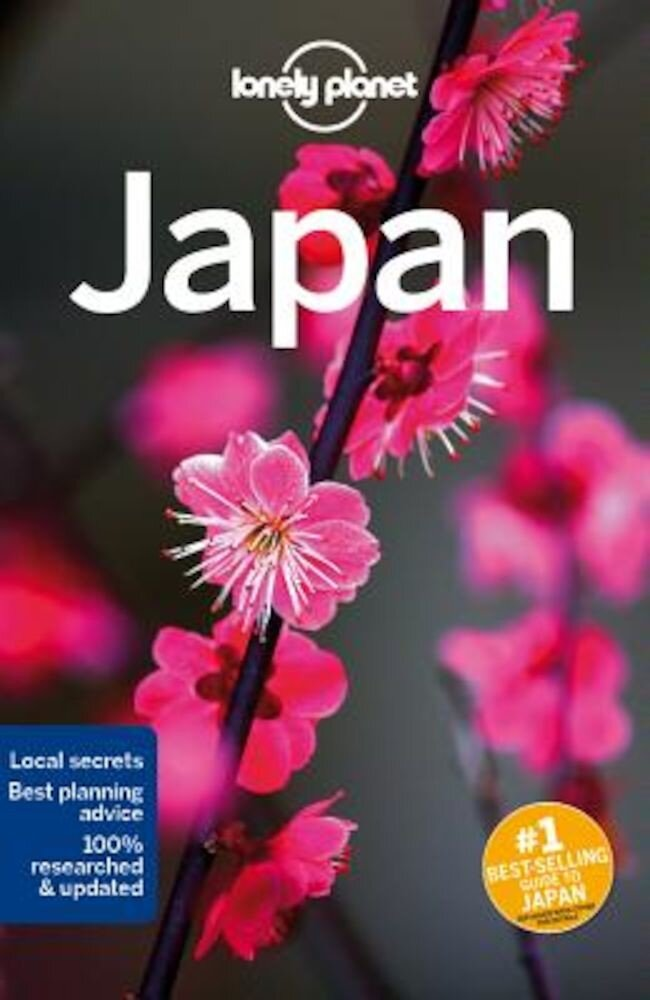 Lonely Planet Japan, Paperback