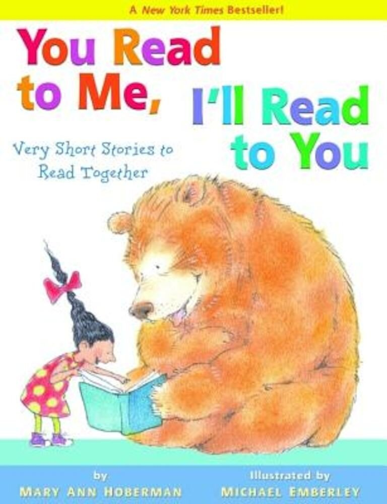 You Read to Me, I'll Read to You: Very Short Stories to Read Together, Paperback