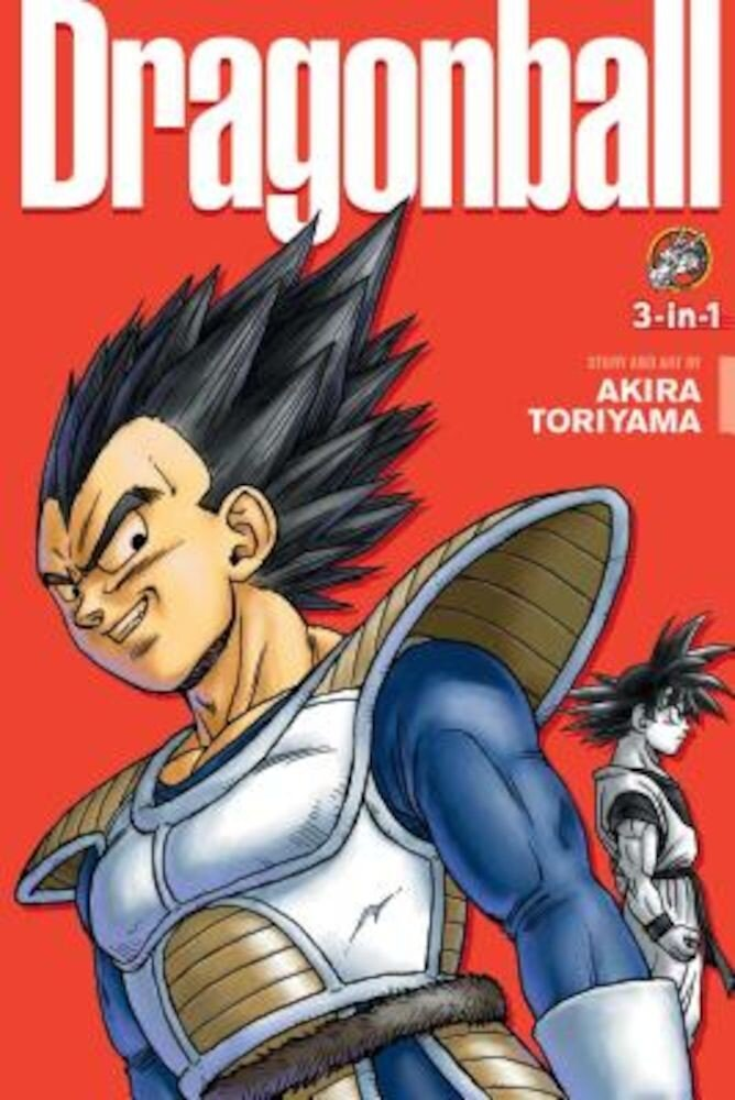Dragon Ball (3-In-1 Edition), Vol. 7: Includes Vols. 19, 20 & 21, Paperback