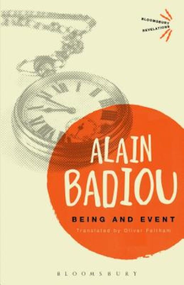 Being and Event, Paperback