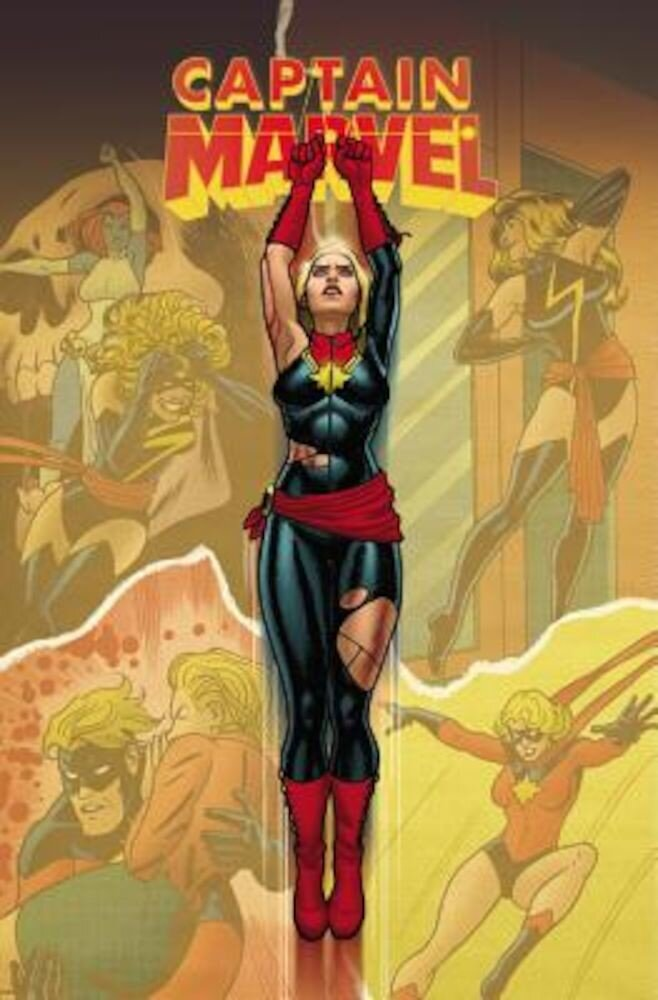 Captain Marvel: Earth's Mightiest Hero, Volume 2, Paperback