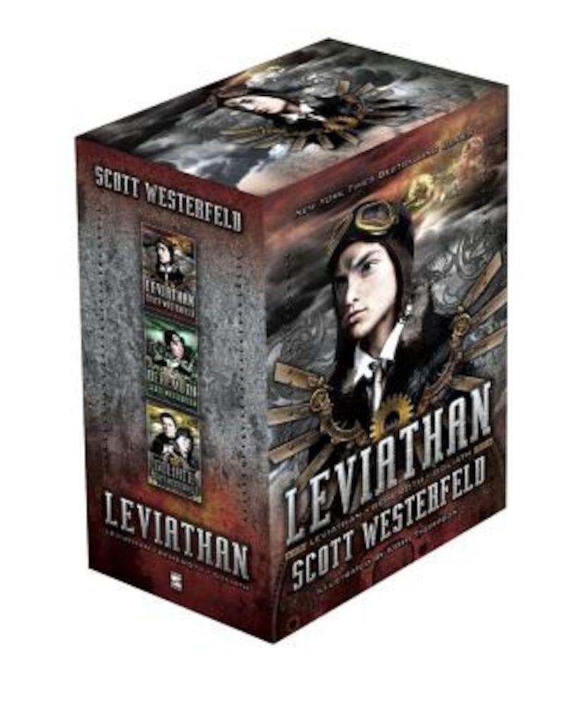Leviathan: Leviathan; Behemoth; Goliath, Paperback