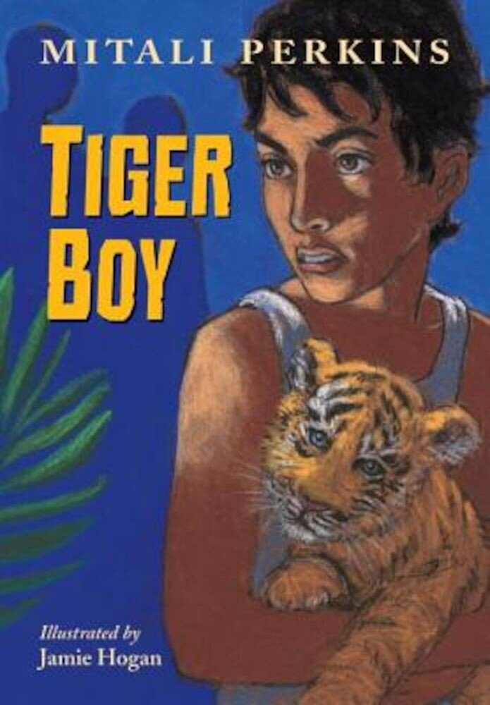 Tiger Boy, Hardcover