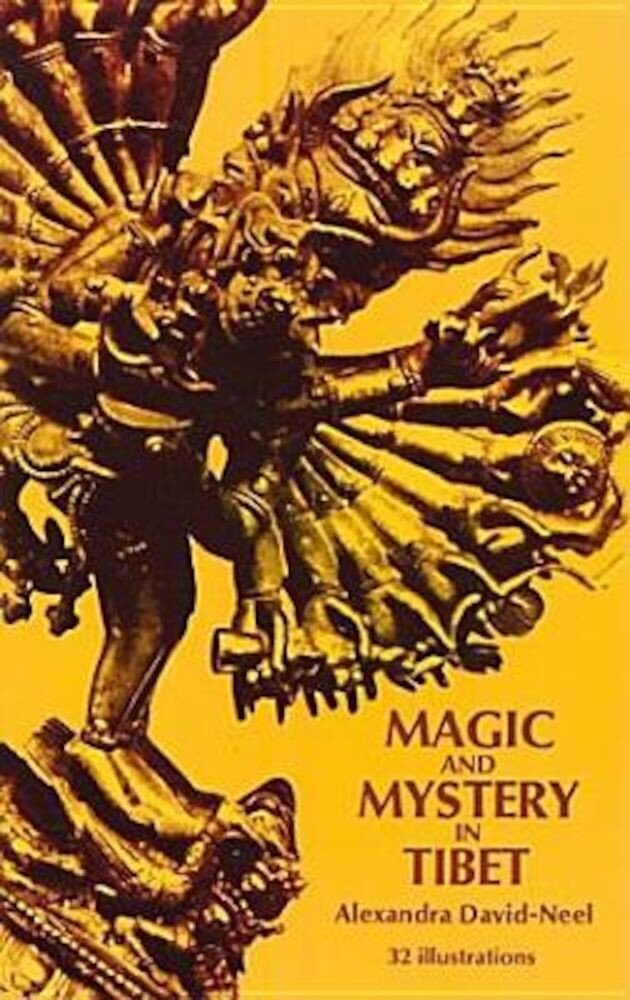 Magic and Mystery in Tibet, Paperback