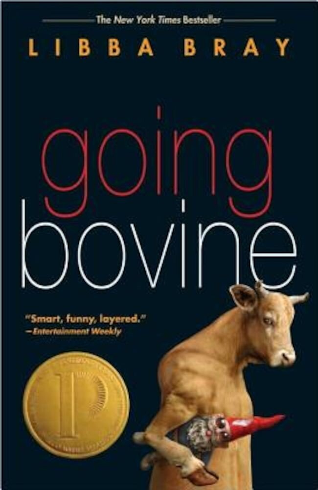 Going Bovine, Paperback