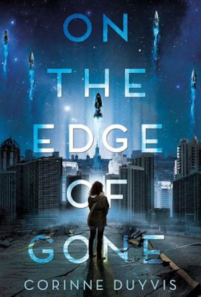 On the Edge of Gone, Hardcover