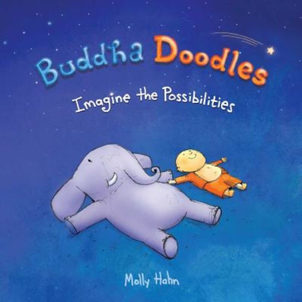 Buddha Doodles: Imagine the Possibilities, Hardcover