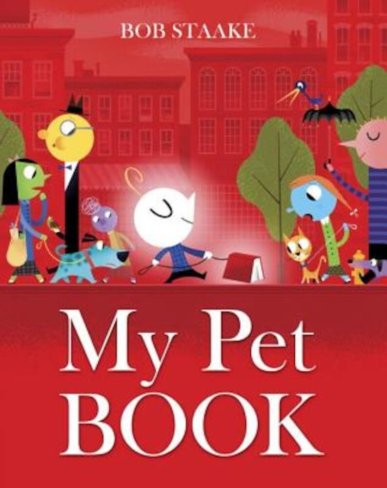 My Pet Book, Hardcover