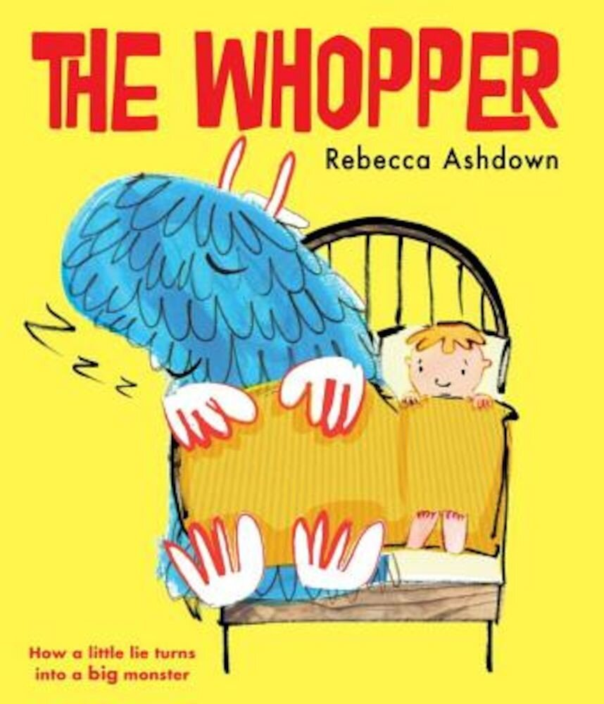 The Whopper, Hardcover