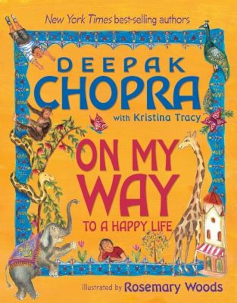 On My Way to a Happy Life, Hardcover