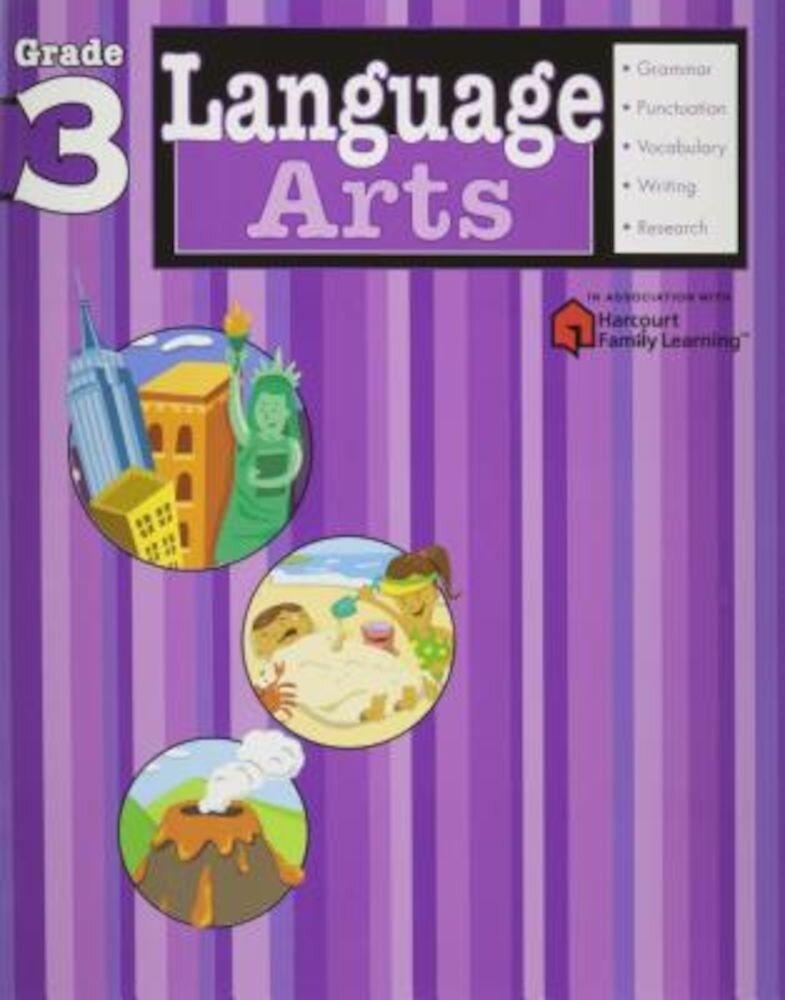 Language Arts, Grade 3, Paperback