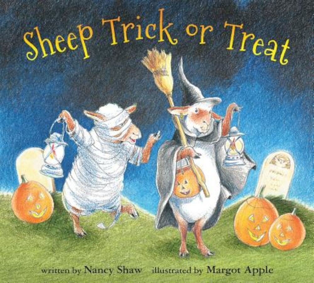 Sheep Trick or Treat (Board Book), Hardcover