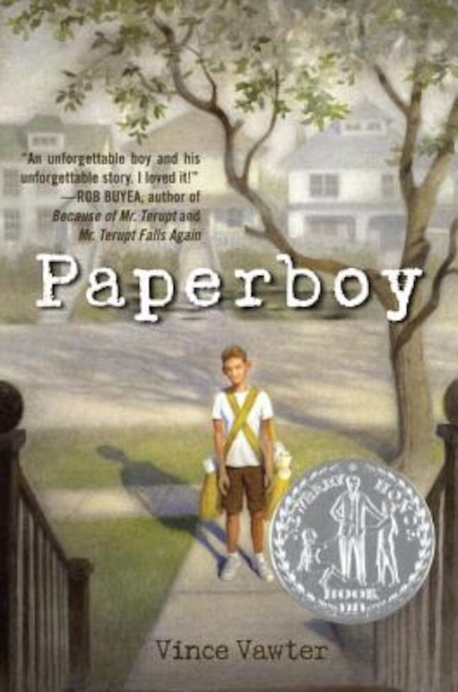 Paperboy, Hardcover