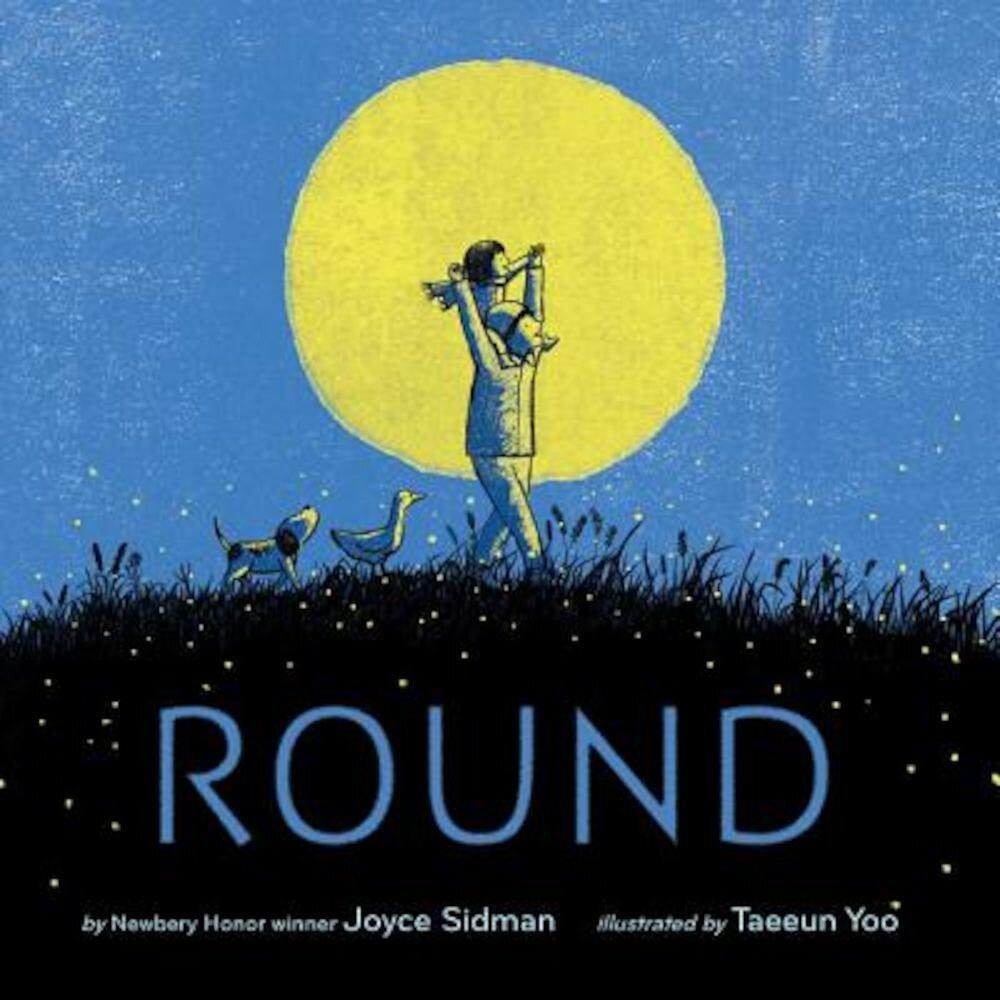 Round, Hardcover