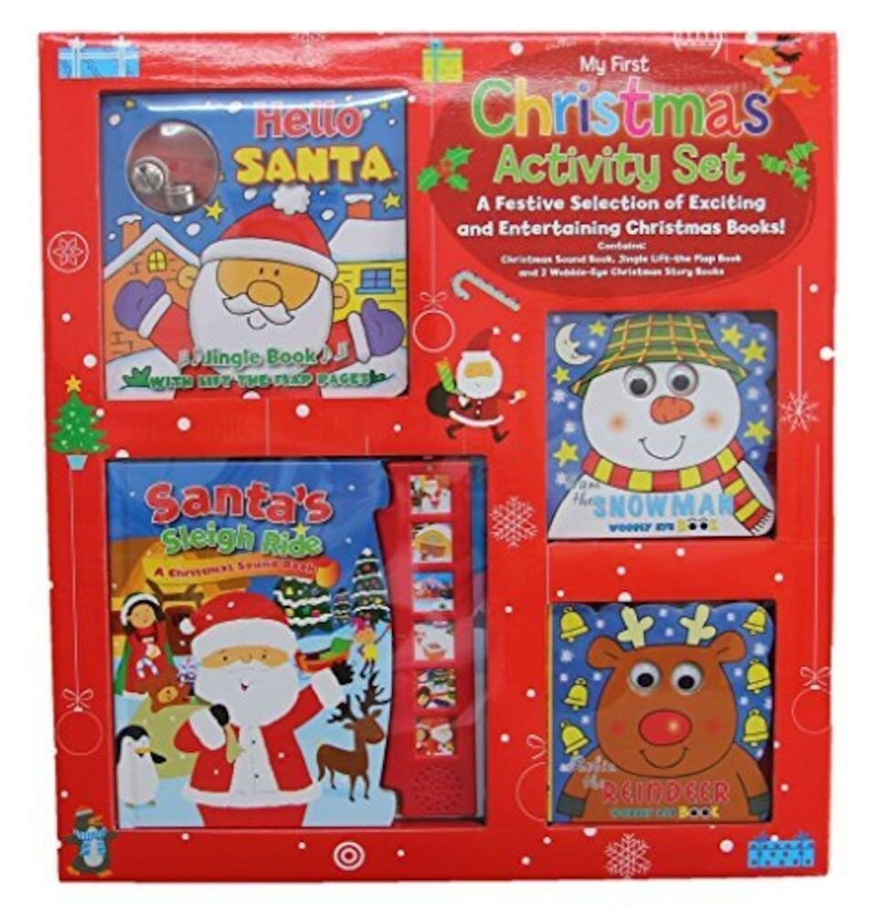Christmas Activity Set