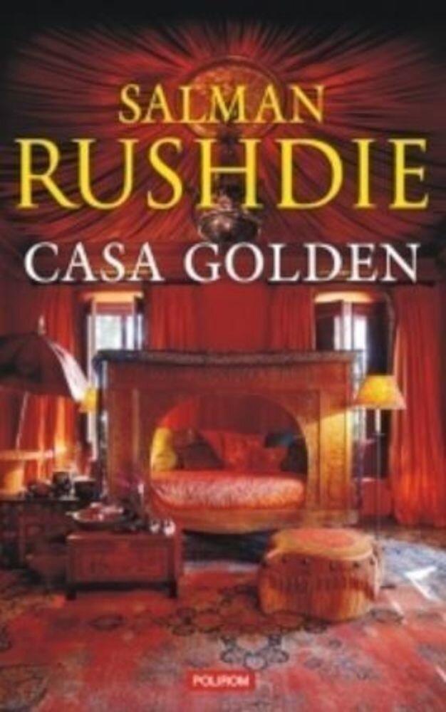 Coperta Carte Casa Golden