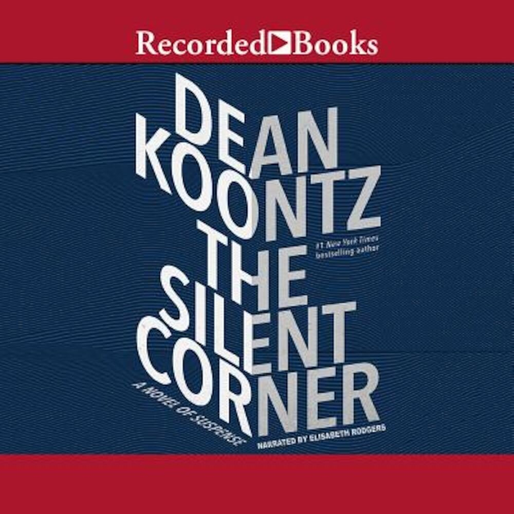 Coperta Carte The Silent Corner, Audiobook