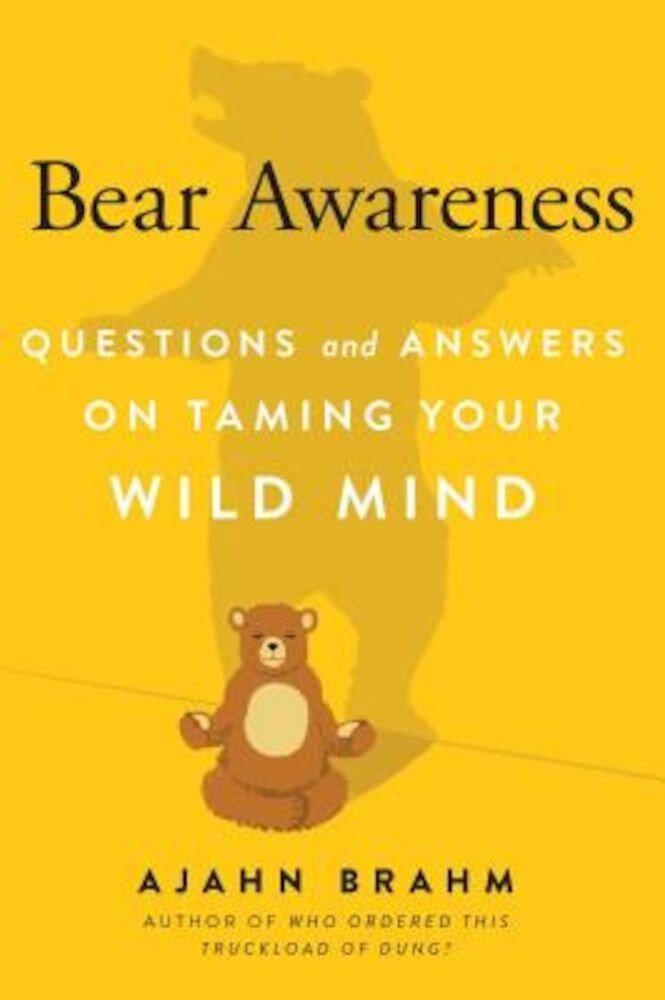 Bear Awareness: Questions and Answers on Taming Your Wild Mind, Paperback